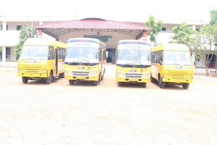 Vivekanandar Vidhya Mandir-Transport