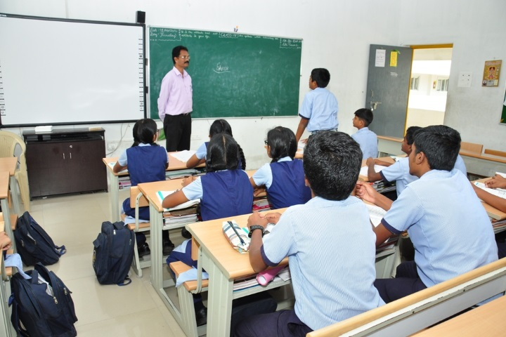 Vivekanandha Academy Senior Secondary School-Class Room