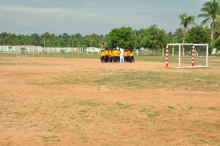 Vivekanandha Academy Senior Secondary School-Ground