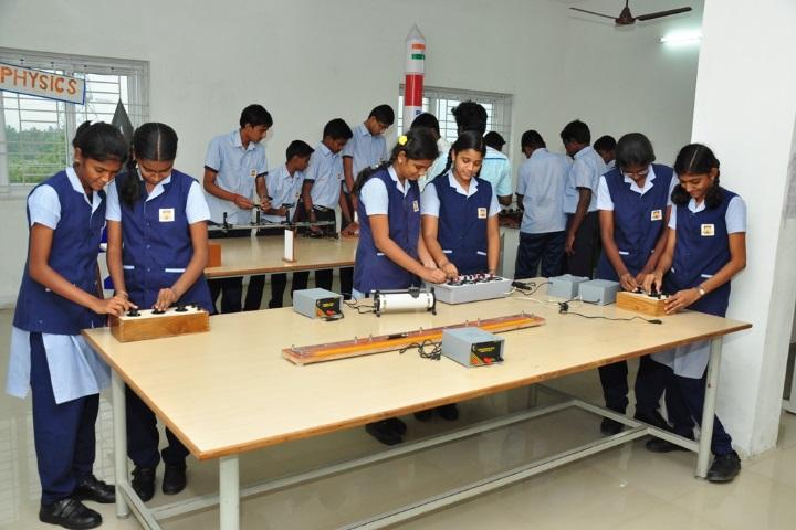 Vivekanandha Academy Senior Secondary School-Physics Lab
