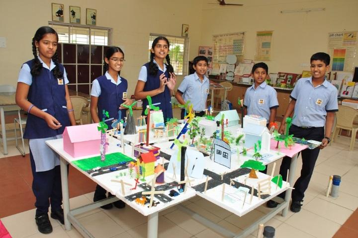 Vivekanandha Academy Senior Secondary School-Project Work