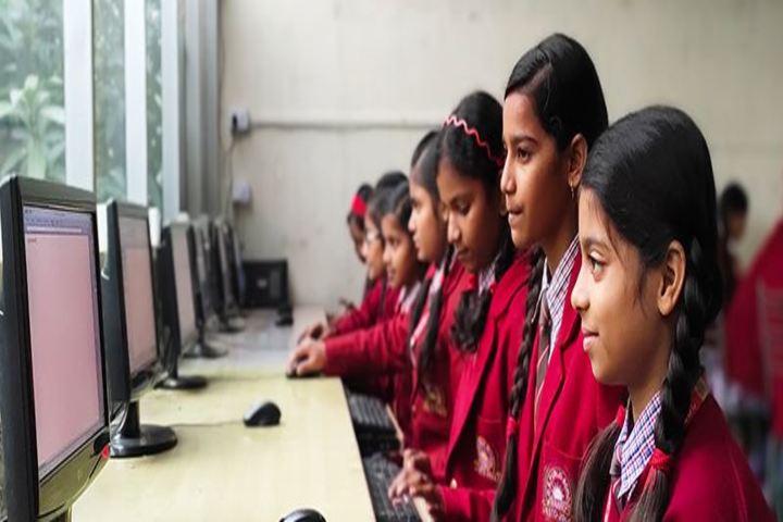R O S Public School-Computer Lab