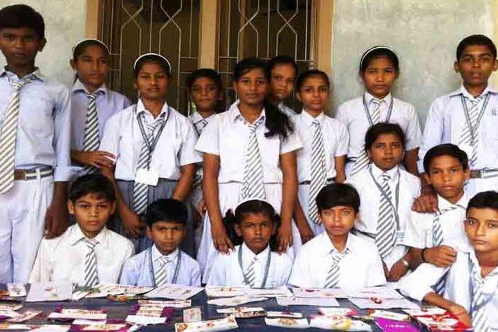 R O S Public School-Rakshabandhan Celebrations