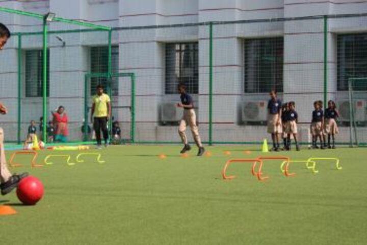R O S Public School-Sports