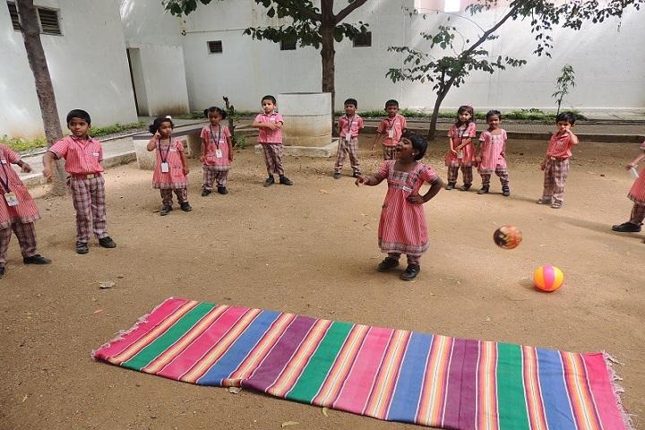Wisdom Park International School-Activity