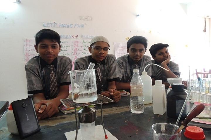 Wisdom Park International School-Laboratory