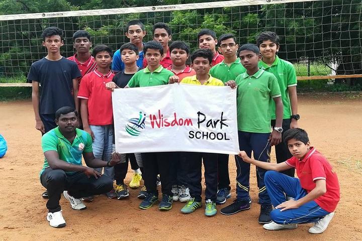 Wisdom Park International School-Students