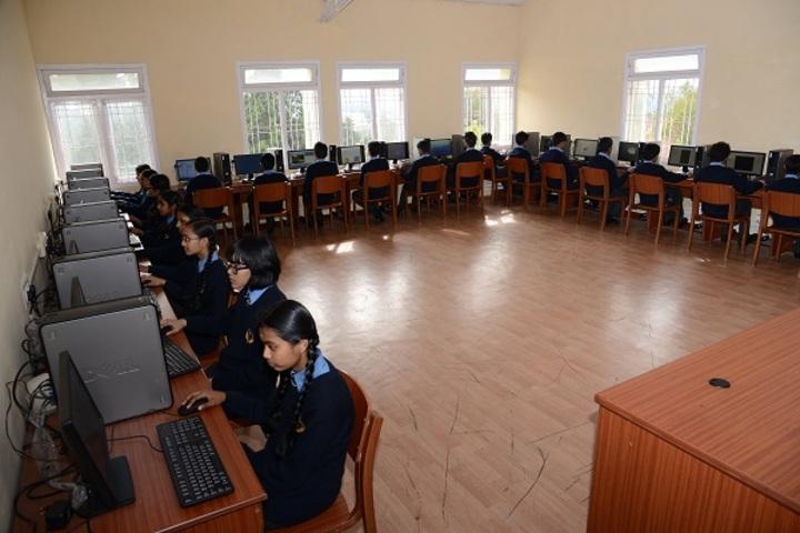 Woodside School-IT-Lab