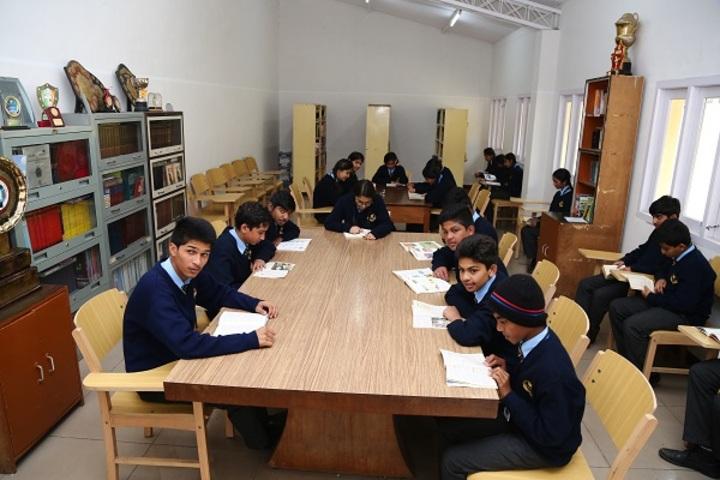 Woodside School-Library