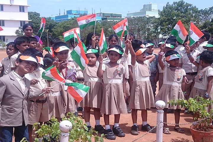 Yagappa International Residential School-Independance Day