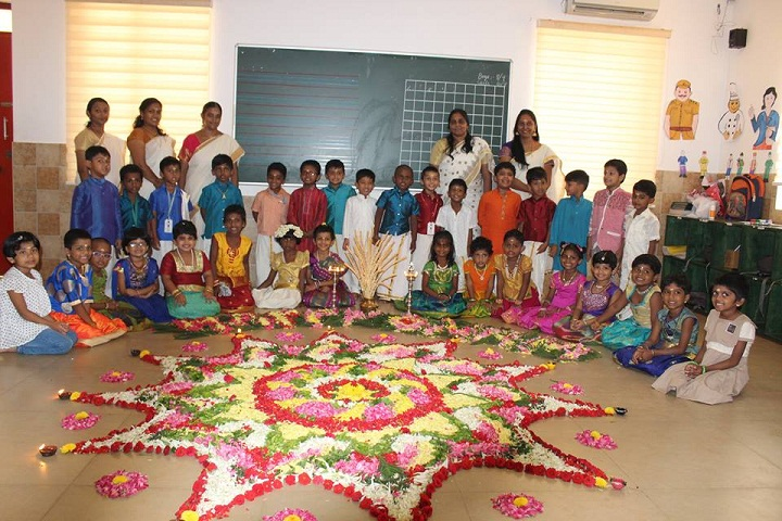 Yagappa International Residential School-Onam Celebrations