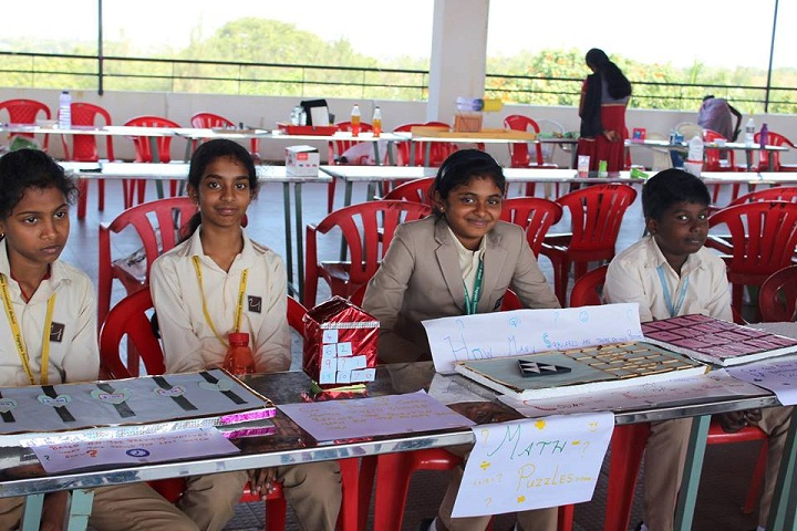 Yagappa International Residential School-Science Exhibition