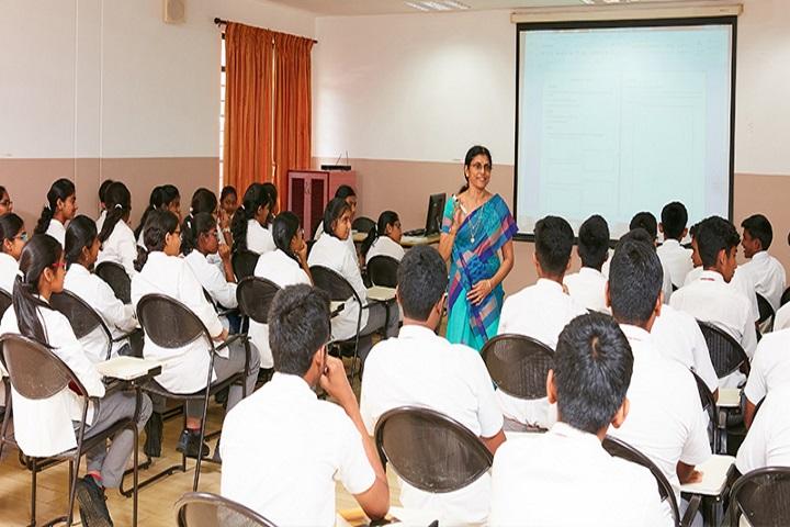 Yuvabharathi Public School-Audio Visual Lab