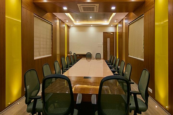 Yuvabharathi Public School-Conference Hall