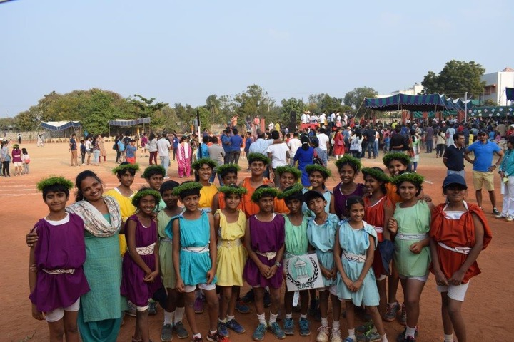 Abhaya School-Sports Meet