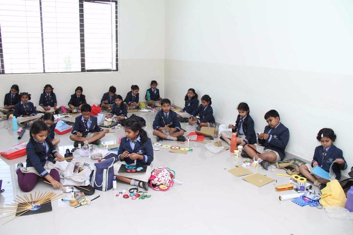Academic Heights Public School-Classroom Activity