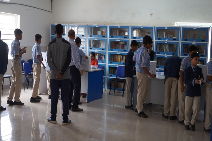 Academic Heights Public School-School Election