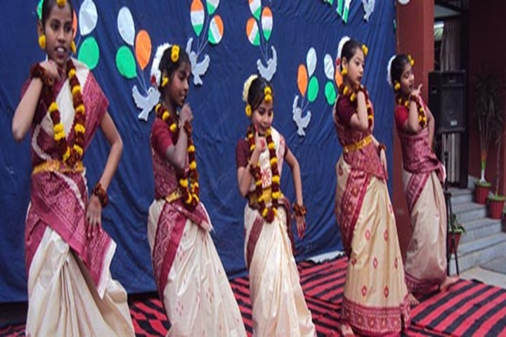 R P S Girls Public School-Cultural Program