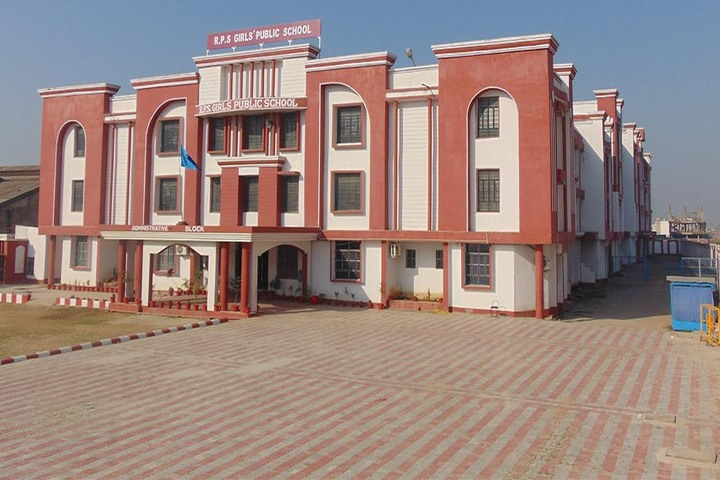 R P S Girls Public School-School Building