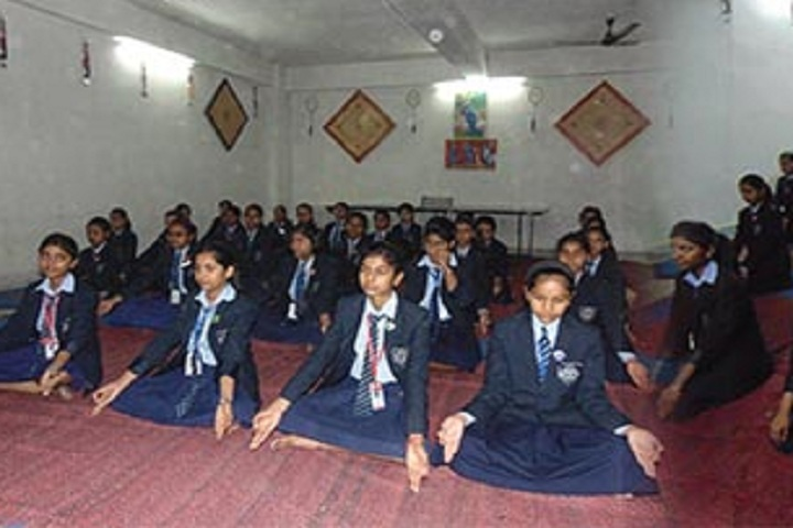 R P S Girls Public School-Yoga