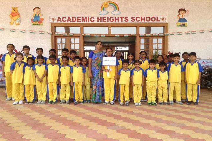 Academic Heights School-Activities