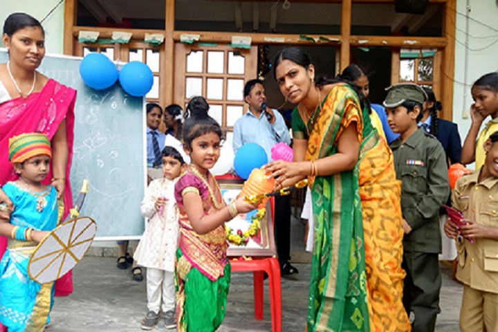 Academic Heights School-Childrens Day Celebrations