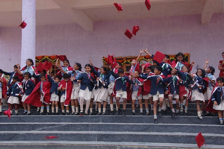 Academic Heights School-Graduation Day