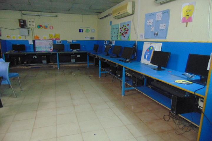 Air Force School-IT Lab