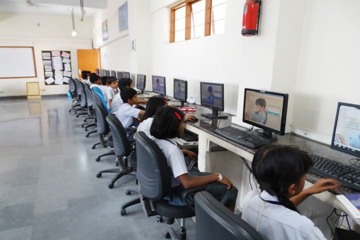 Army Public School-Computers Lab