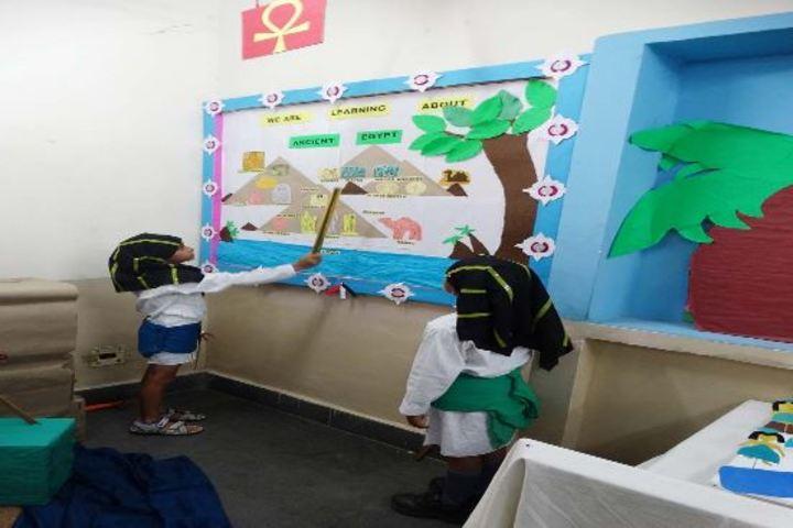 Army Public School-Enrichment Studio