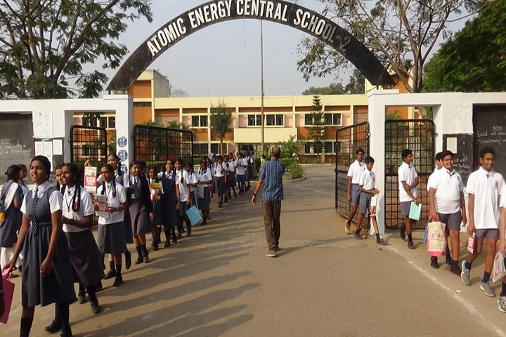 Atomic Energy Central School-Ralley