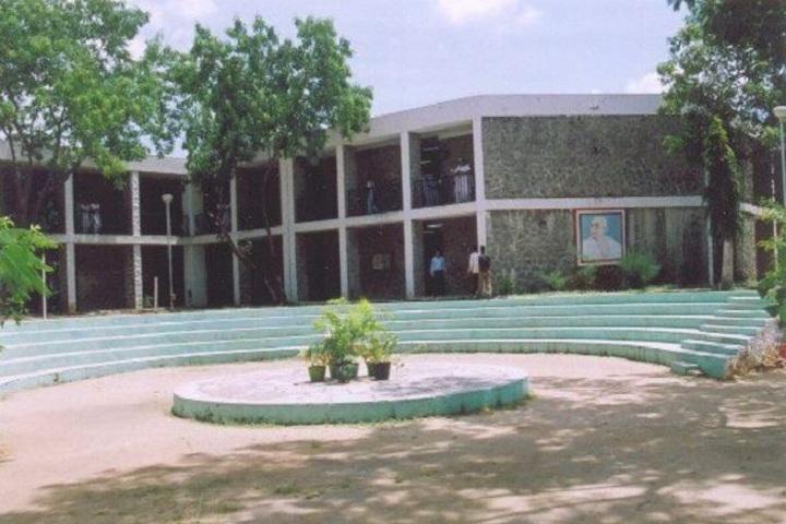 Atomic Energy Central School-School View