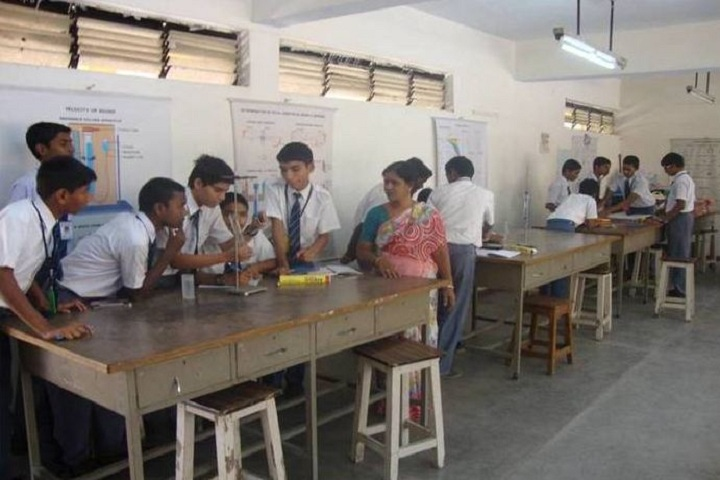 Atomic Energy Central School-Science Lab
