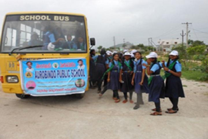 Aurobindo Public School-Bus