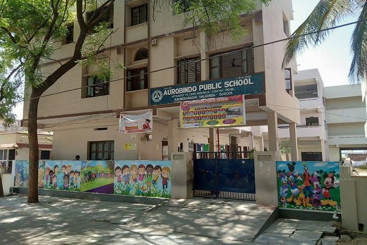 Aurobindo Public School-Campus