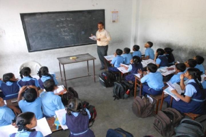 Aurobindo Public School-Classroom