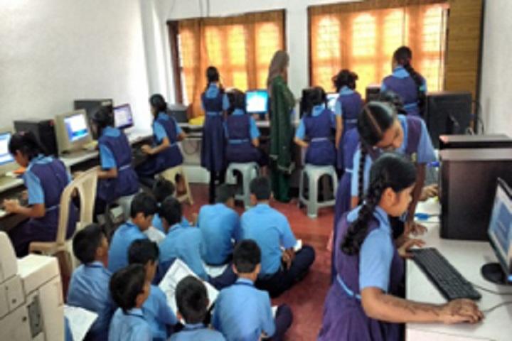 Aurobindo Public School-Computer Lab