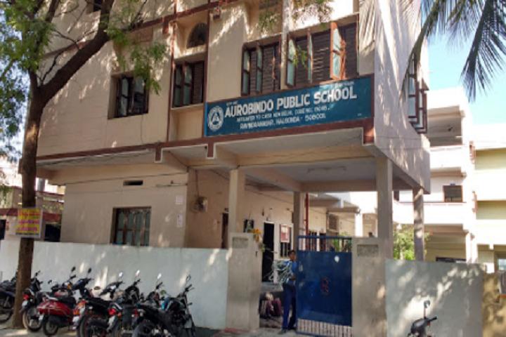 Aurobindo Public School-Entrances