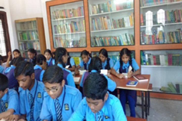 Aurobindo Public School-Library