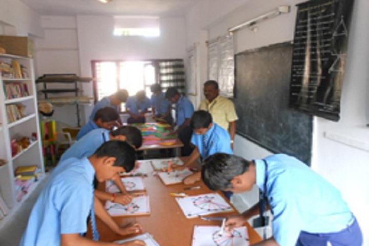 Aurobindo Public School-Maths Lab