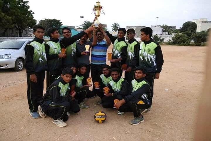 Aurobindo Public School-Sports Winner