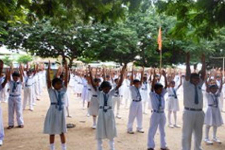 Aurobindo Public School-Yoga