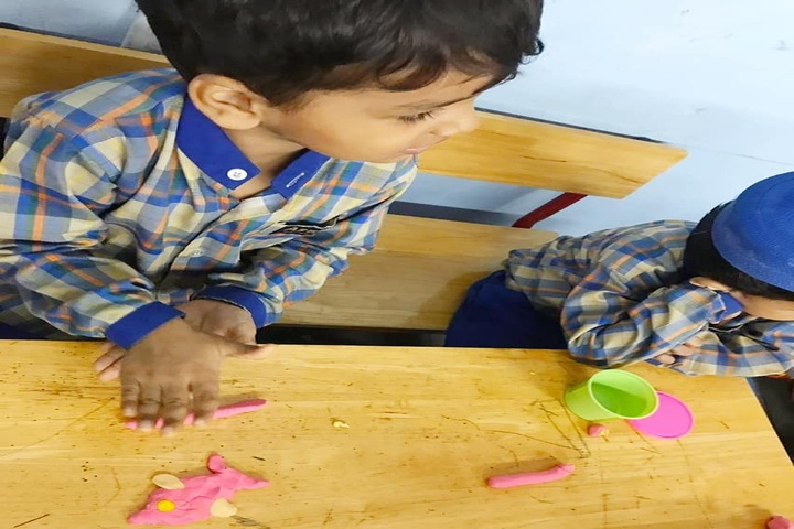 Azaan International School-Classroom Activity