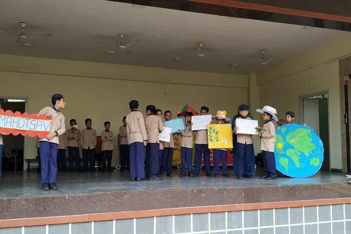 Azaan International School-Drama