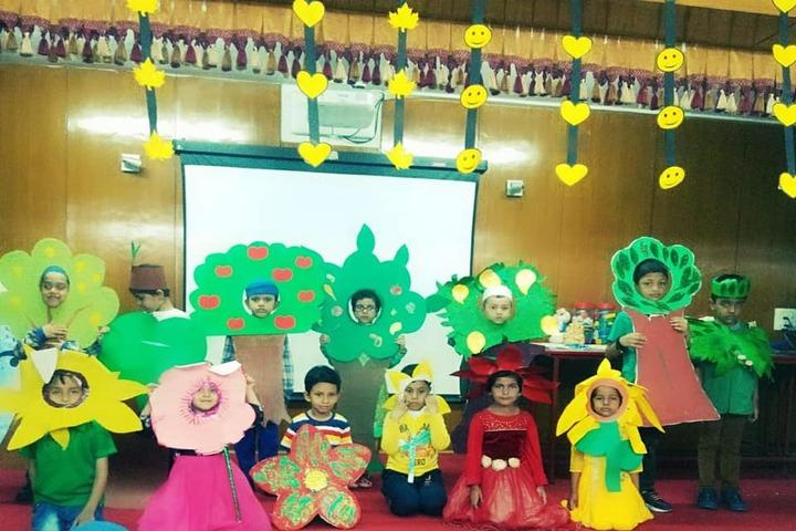 Azaan International School-Fancy Dress Competition