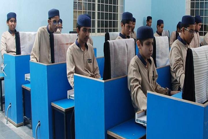 Azaan International School-Computer Lab