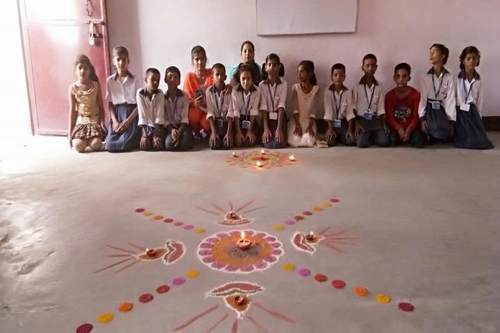 R V S Public School-Celebration