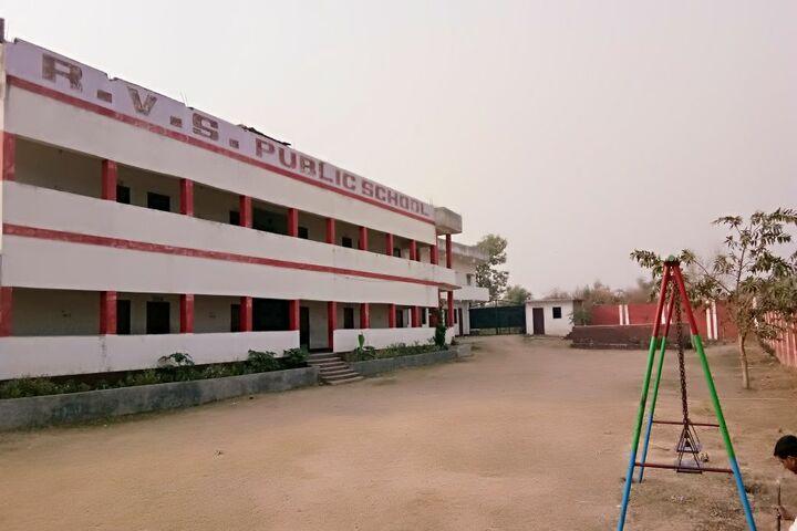 R V S Public School-School Building