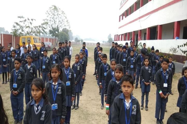 R V S Public School-Assembly