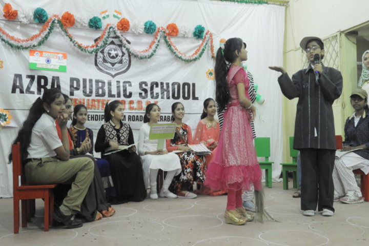 Azra Public School-Independence Day
